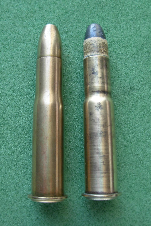 Cartouche à balle blindée de fusil Gras. Dscn5013