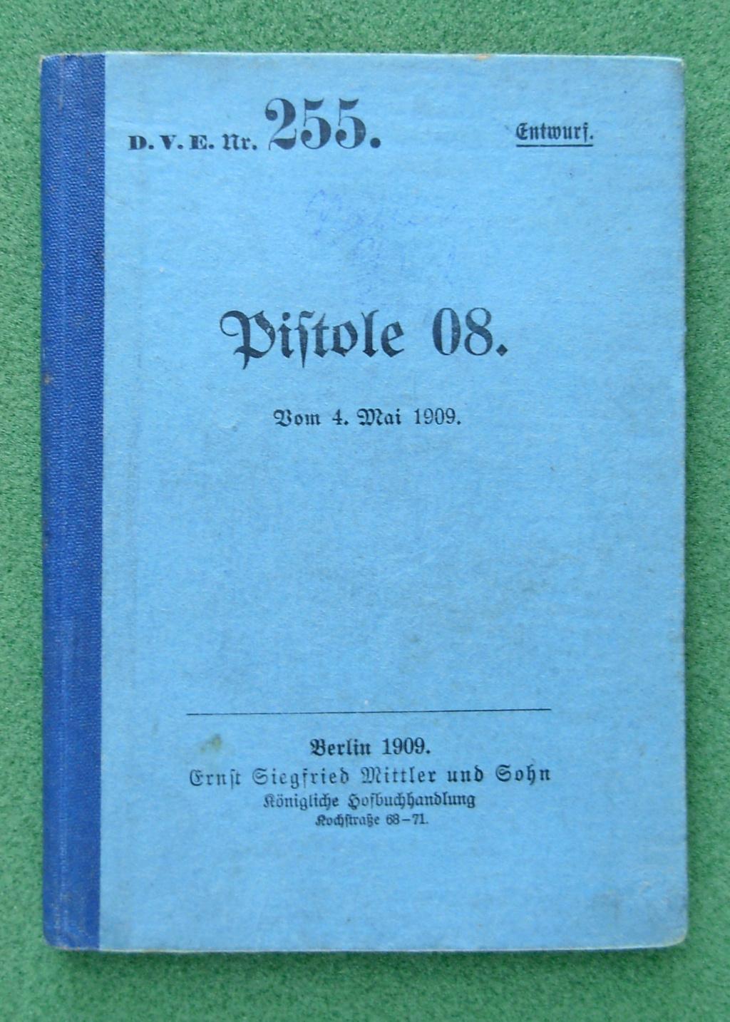 DVE 255 :Pistole 08 Dscn5028