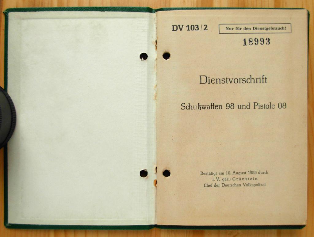 Les livrets  manuels  du gewehr / karabiner 98k Dscn5114