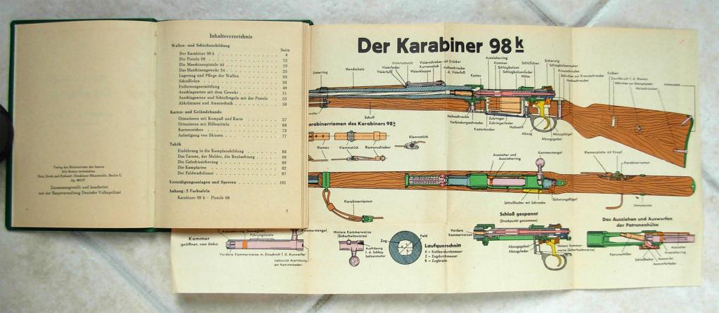 Les livrets  manuels  du gewehr / karabiner 98k Dscn5117