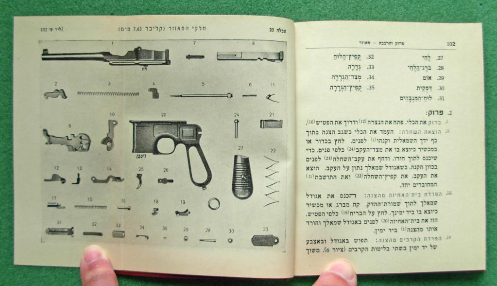 Livrets et manuels du Luger P08 et Parabellum - Page 2 Dscn5228
