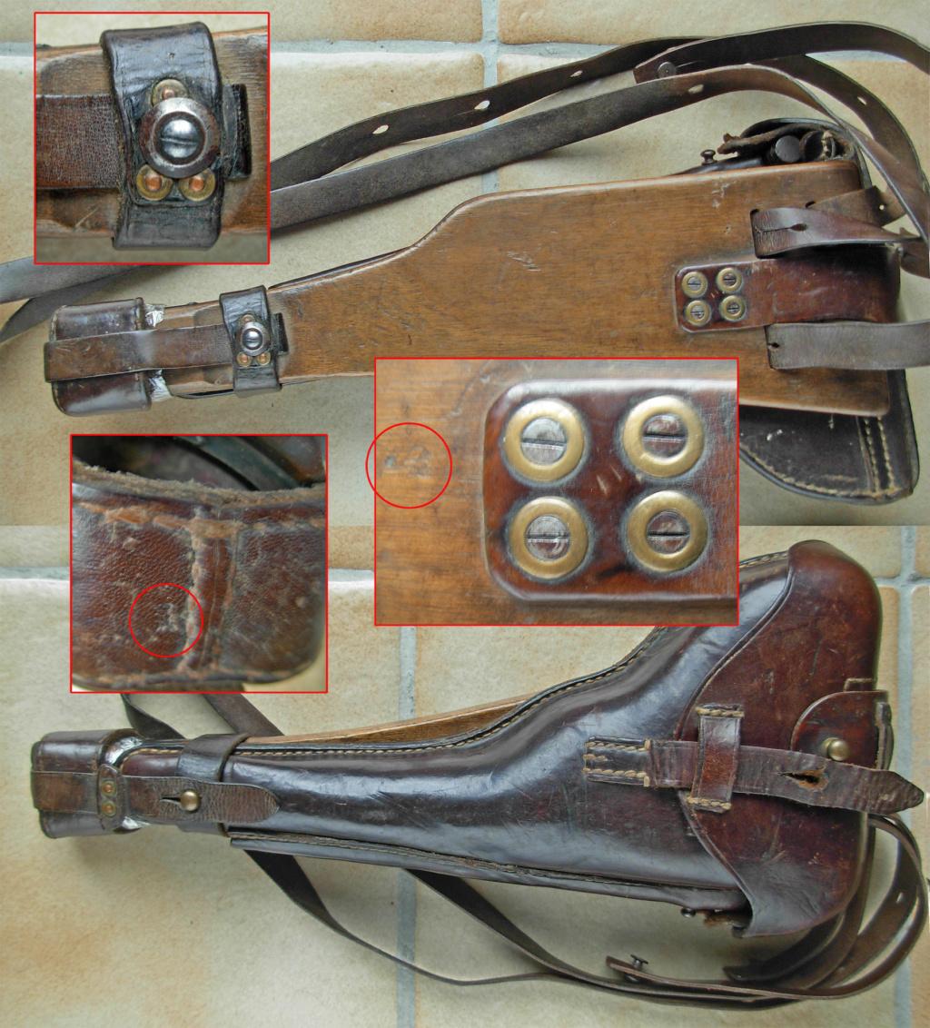 Luger P08 artillerie Ensemb11