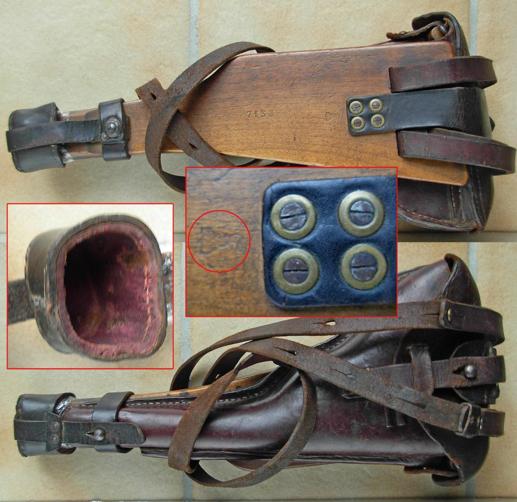 Luger P08 artillerie Ensemb12