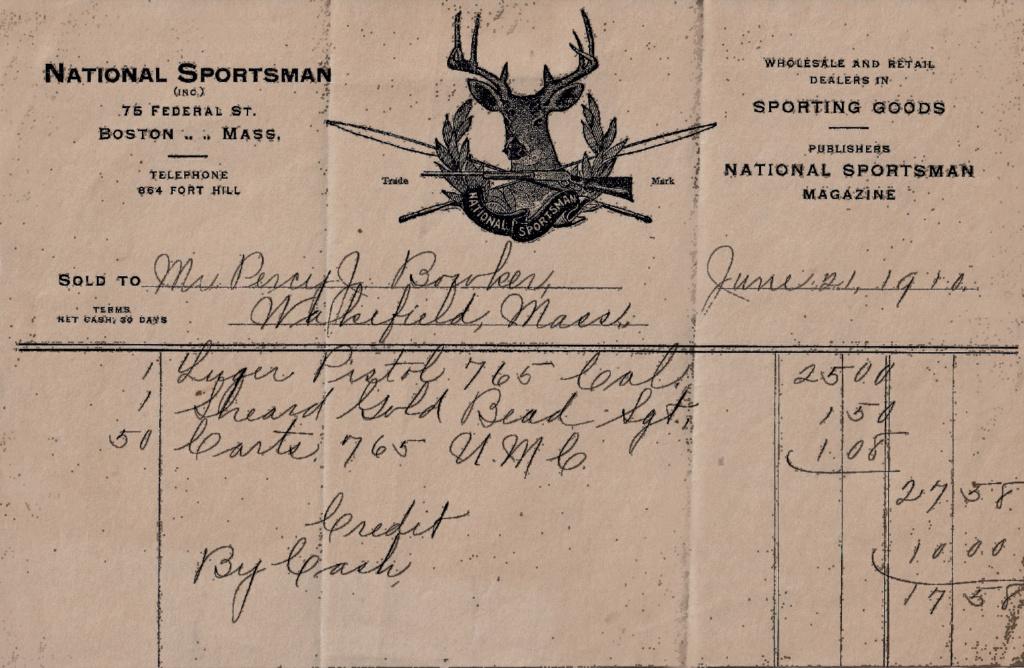 Le Luger dans les catalogues de vente de 1900 à 1934 Img_2011