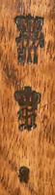 Aide pour identifier marquage de dépôt sur crosse G98 de 1906 Img_5411