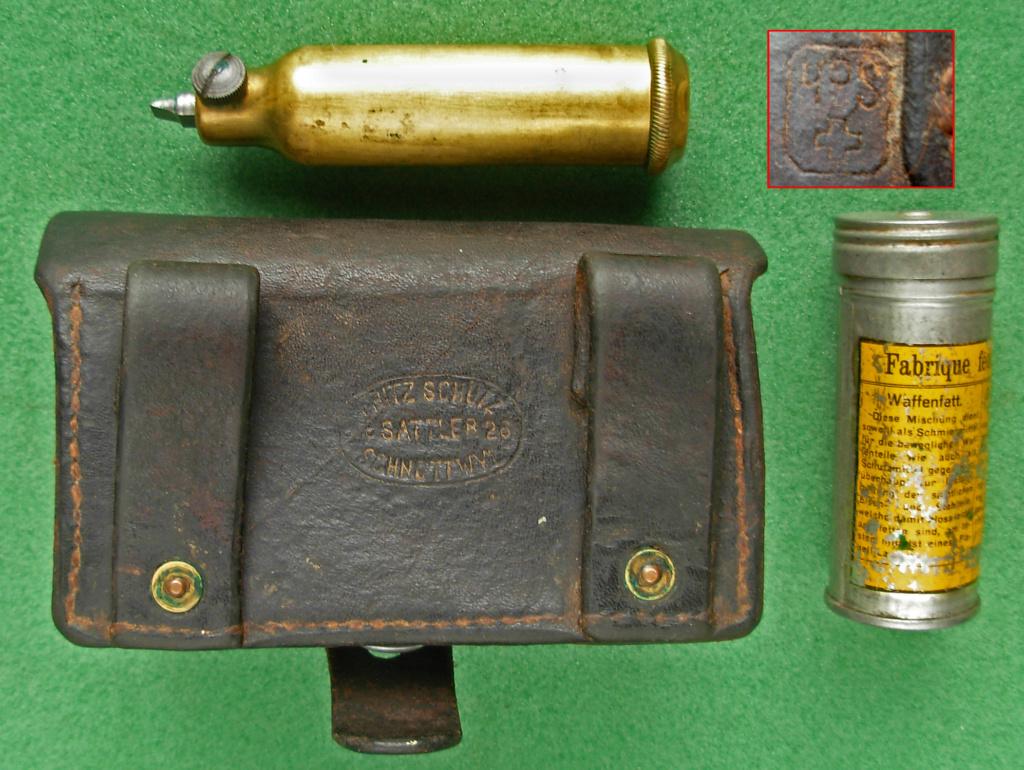 CHARGEUR PARABELLUM 1906 W.F. Kit_de10