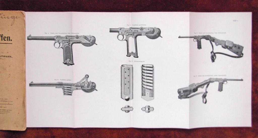 Livrets et manuels du Luger P08 et Parabellum Livret24