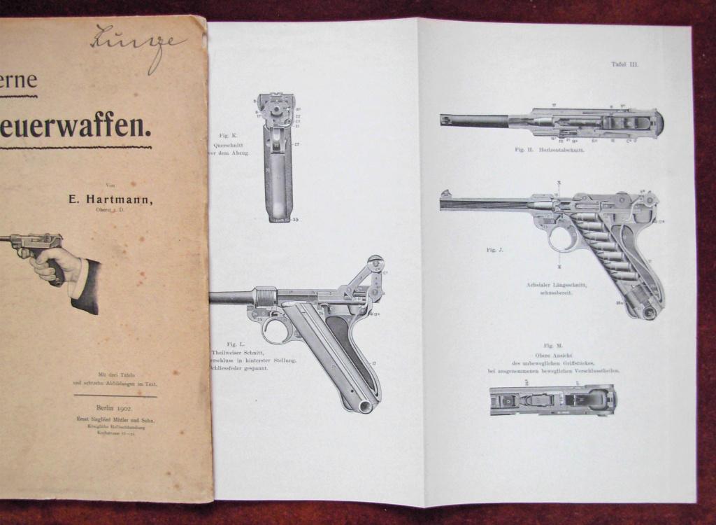Livrets et manuels du Luger P08 et Parabellum Livret26