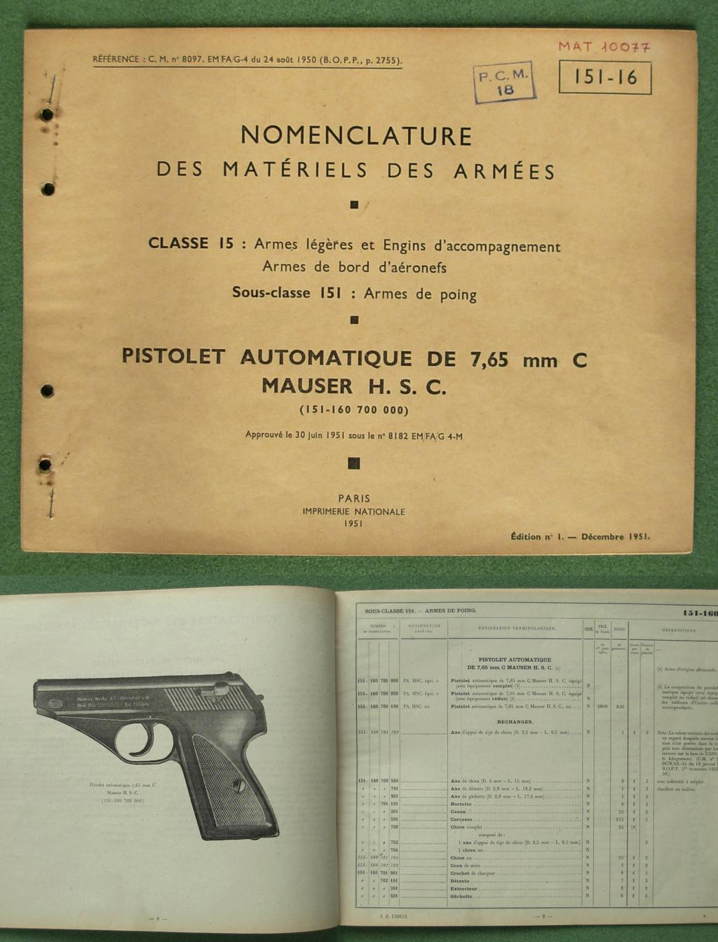 Mauser HSc français - Page 2 Livret27