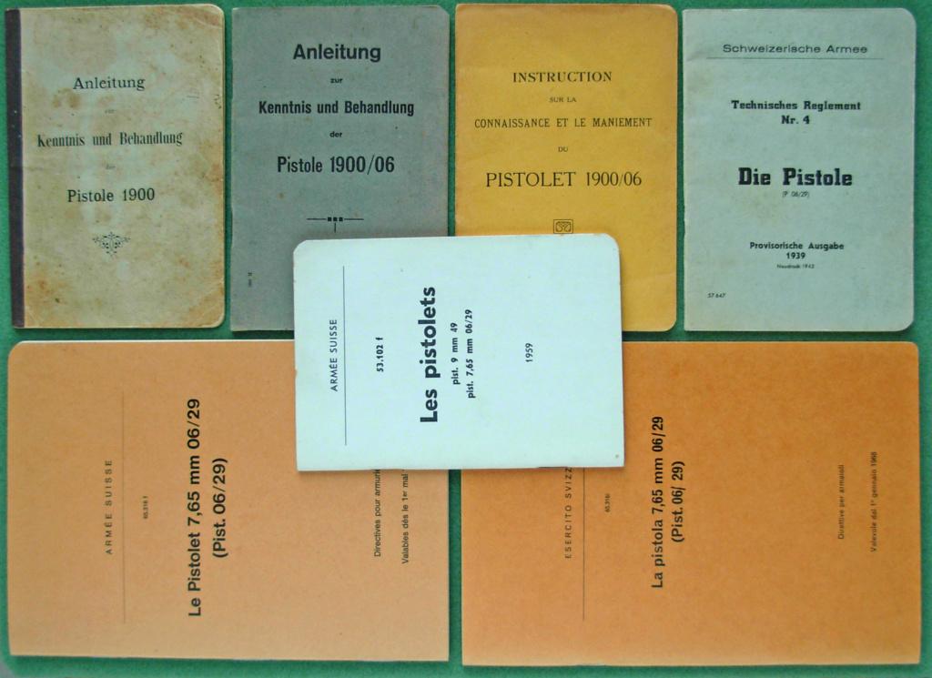 Livrets et manuels du Luger P08 et Parabellum - Page 2 Livret28