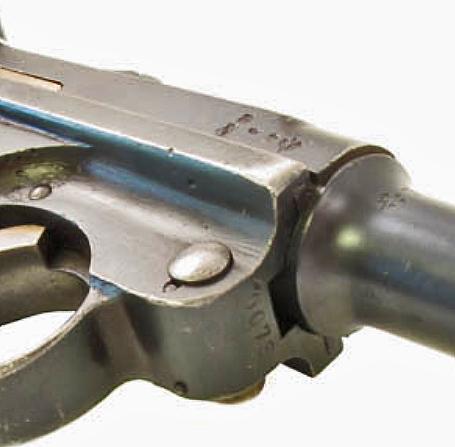 """Identification marquage P08 """"AL 12"""" sur le tonerre  Luger_10"""