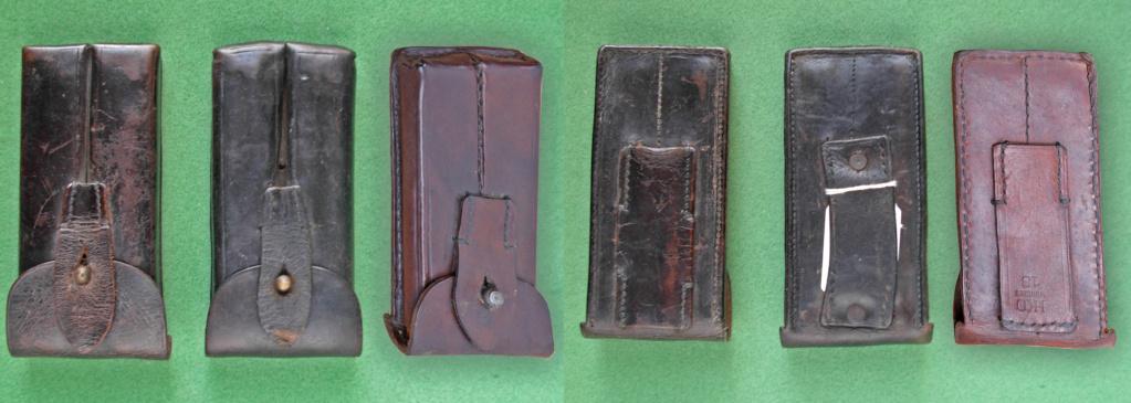 Une rare pochette porte chargeur de Luger de la marine impériale Mag_po12