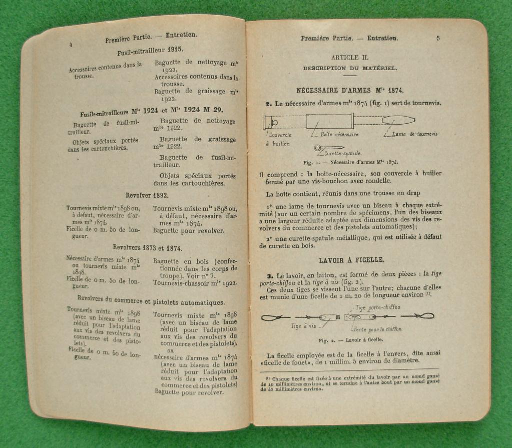 les tournevis réglementaires français (MAJ du 06/02/2016) - Page 2 Manuel15