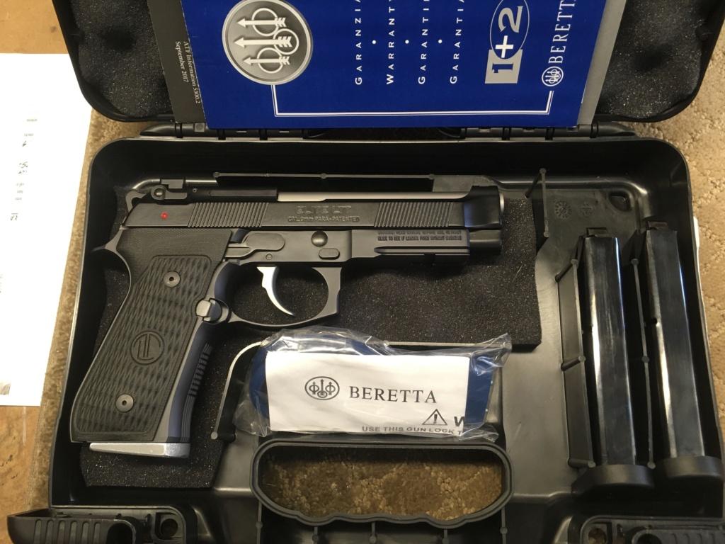 FS Beretta Langdon Tactical Elite - SPF Ca969610
