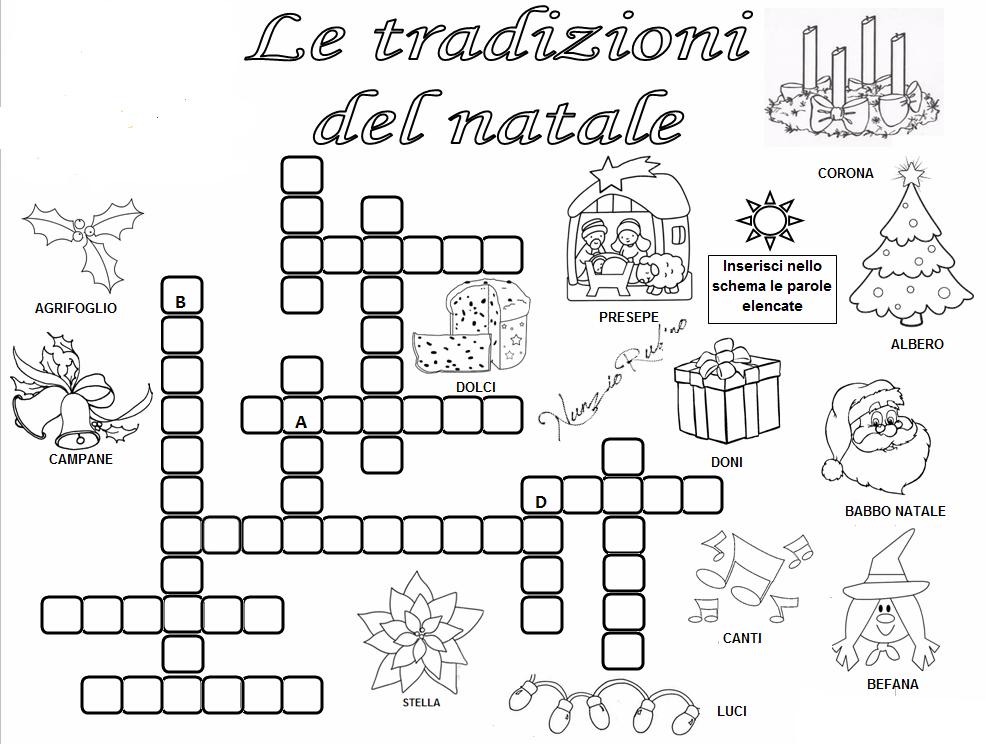 [HLF GAME] Game Natalizio: Cruciverba #2 Cruciv21