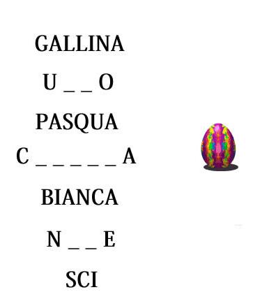 [SPECIAL GAME] Missione: Letteratura matematica e parole incatenate! Gioco_30