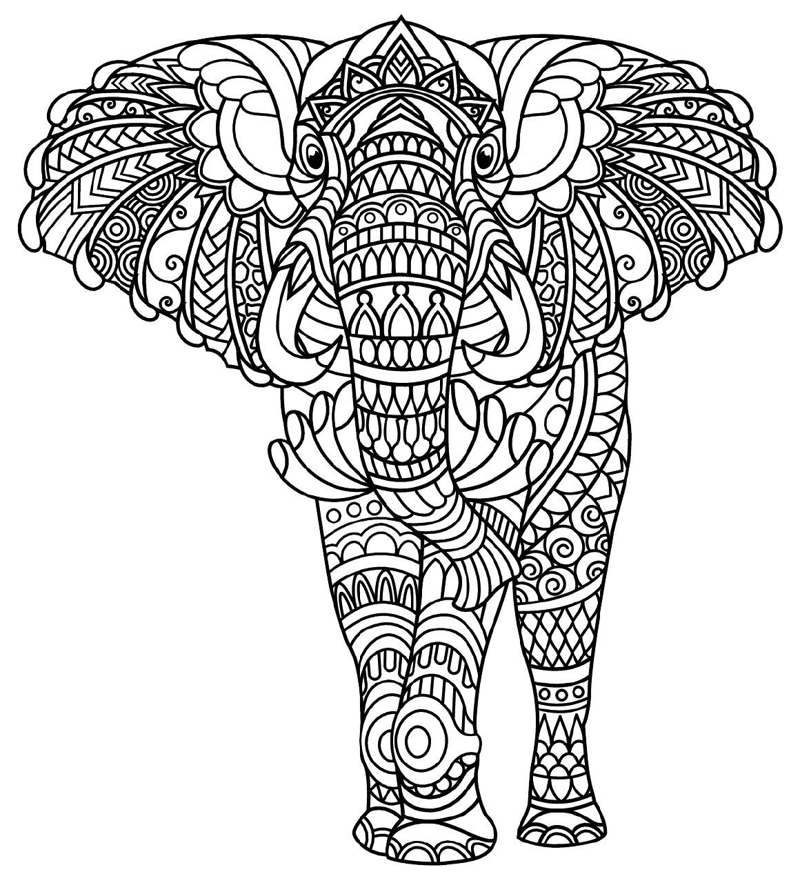 [COMPETIZIONE] Evento Preistoria: Colora il Mammut! Index_11