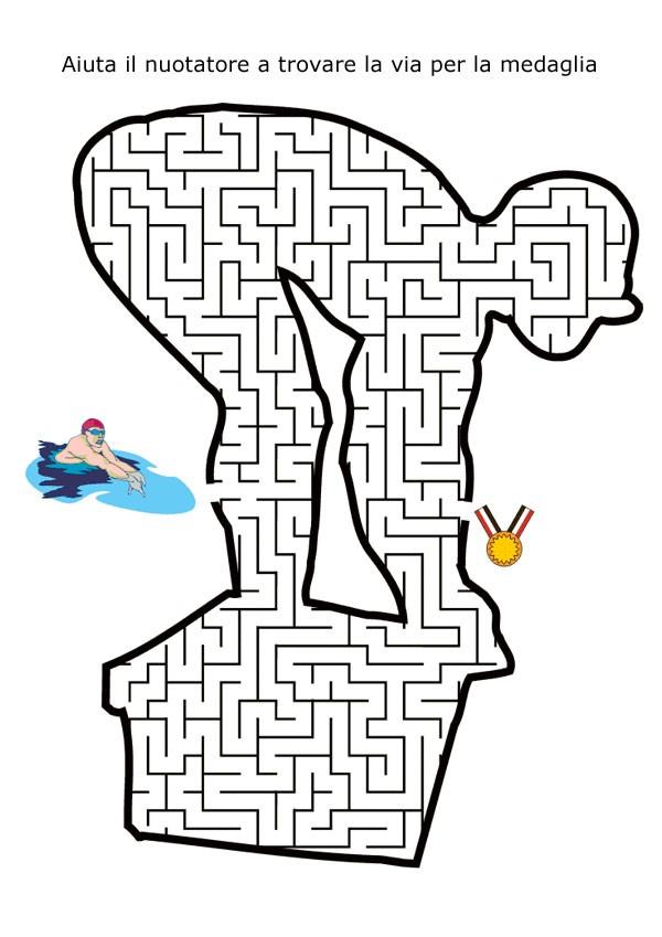 [HLF GAME] Missione Summer Life: Labirinto Nuotatore! Labiri10