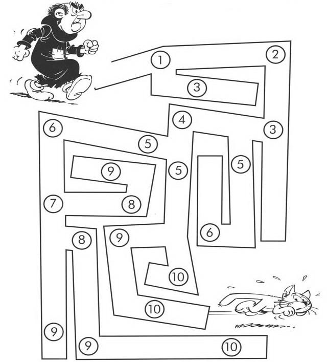 [SPECIAL GAME] Missione: Unisci i puntini e Labirinto! Labiri12