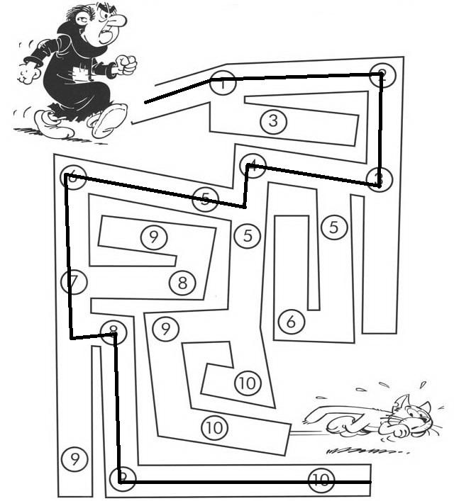 [SPECIAL GAME] Esito Missione: Unisci i puntini e Labirinto! Labiri13