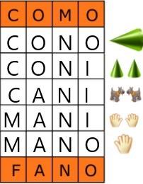[SPECIAL GAME] Esito Missione: Metagramma e Crucipuzzle Metagr11
