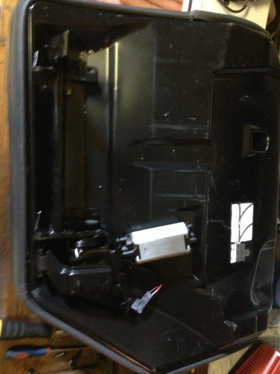 [TUTO] montage banquette Electrique dans une safrane PH2   Img_3549