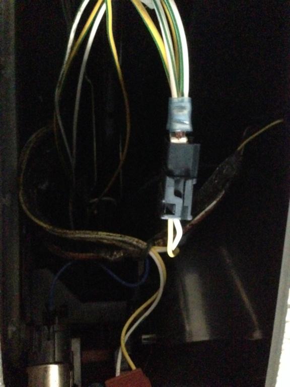 [TUTO] montage banquette Electrique dans une safrane PH2   Img_3555