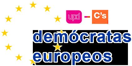 """[UPyD-Cs] Presentación de la candidatura """"Demócratas Europeos: UPyD-Cs"""" Logo_c10"""
