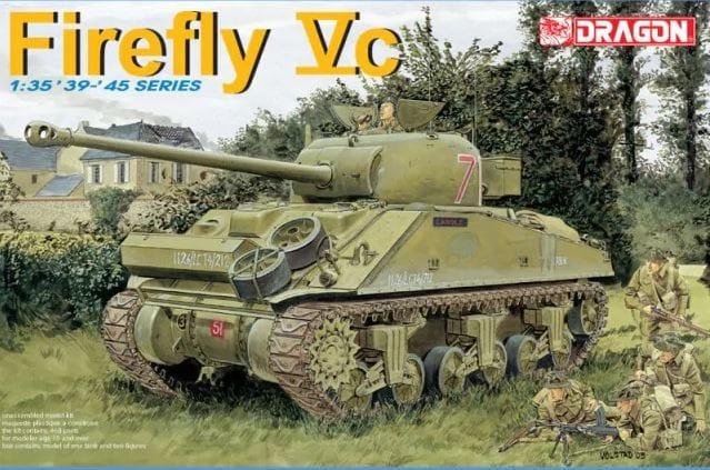 Firefly Vc (Dragon ref. 6182) et Dingo MK.III (Miniart ref. 35077) 10476511