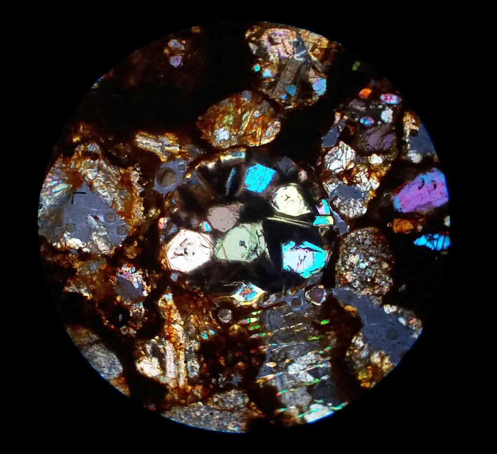 Uréilite (NWA 11032) Nwa10612