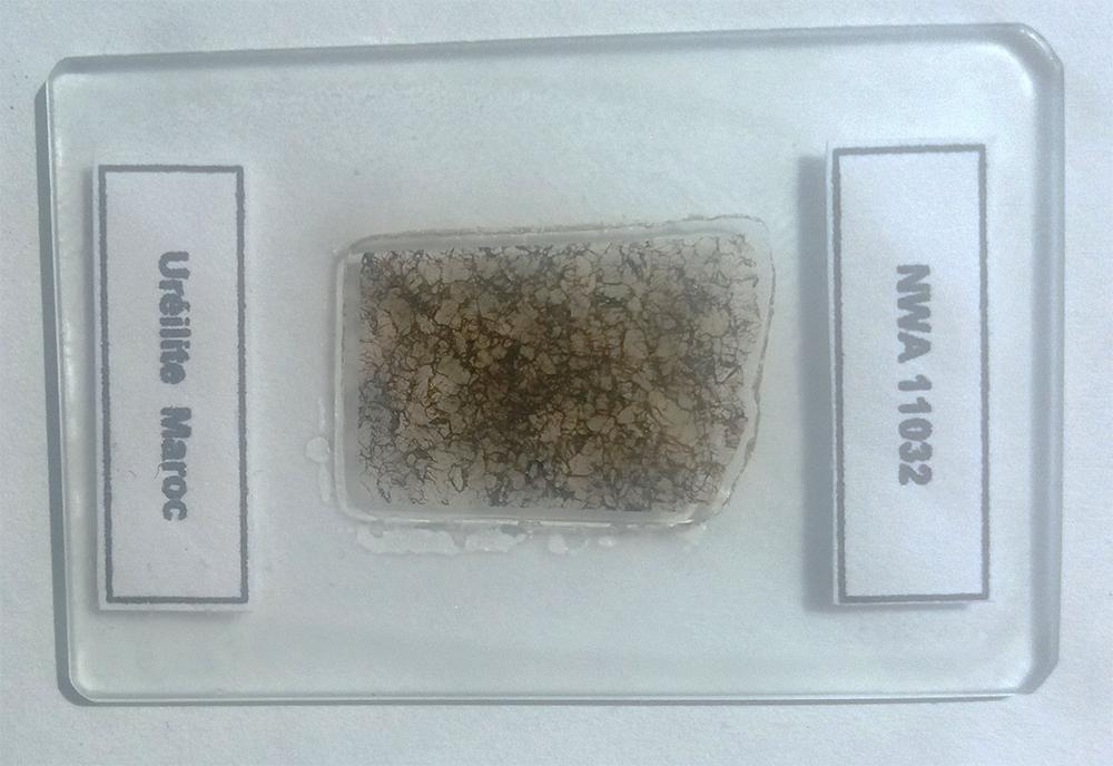 Uréilite (NWA 11032) Ureili10