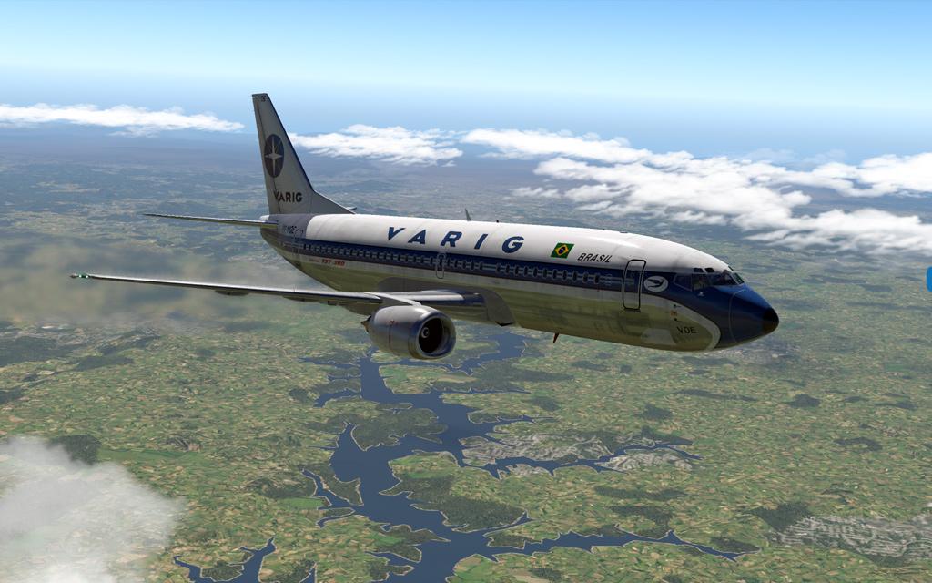 Dentro do mundo X-Plane B733_210