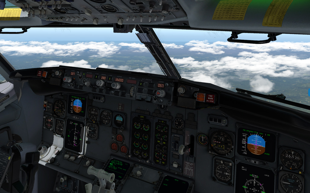 Dentro do mundo X-Plane B733_310