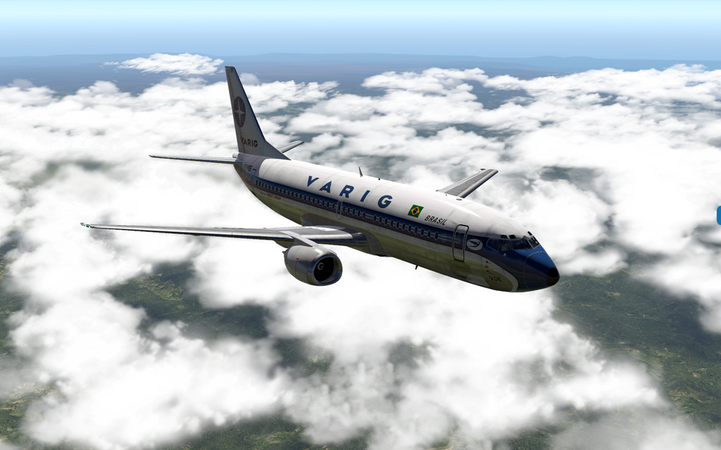 Dentro do mundo X-Plane B733_410