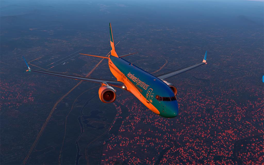 Uma imagem (X-Plane) X-plan10