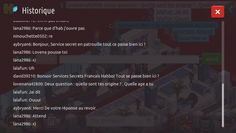 RAPPORT DE PATROUILLE 15346211