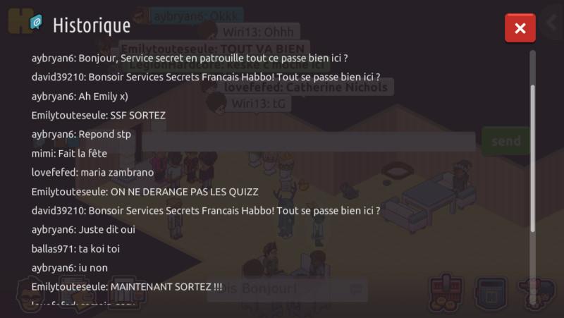 RAPPORT DE PATROUILLE 15346212