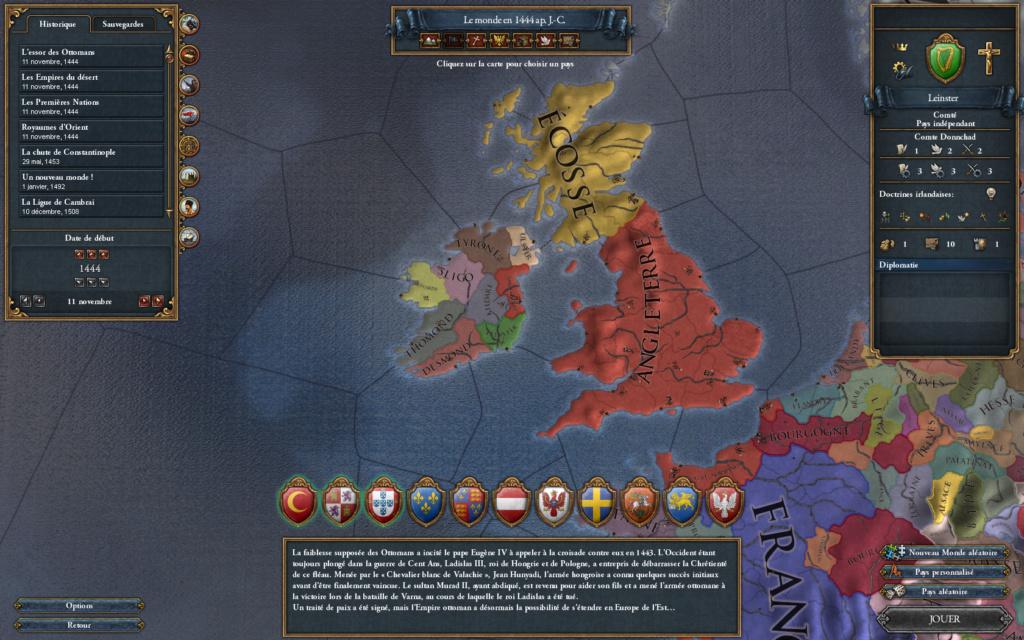 INVASION DE L'IRLANDE (ULTER) Invasi10