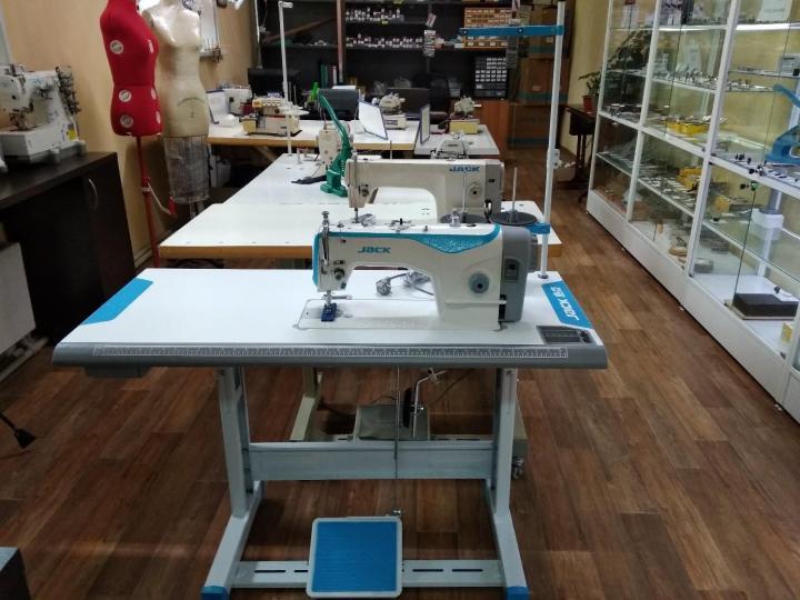 Швейная машина Jack JK-F4  5b3cc212