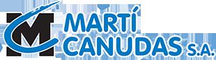 Martí Canudas - Alquiler de Maquinaria construcción, jardinería, espectáculos e industria Logo10