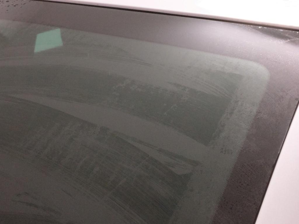 Cosa altro posso provare su questi vetri ? Parabr11