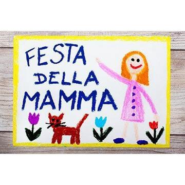 mamma - Buona Festa della mamma Piucod10