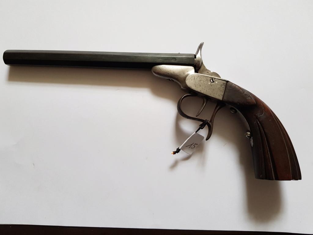 pistolet non indentifié 20181129