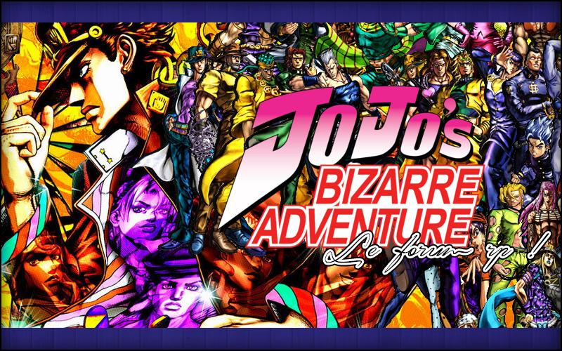 forum rp Jojo's Bizarre Adventure