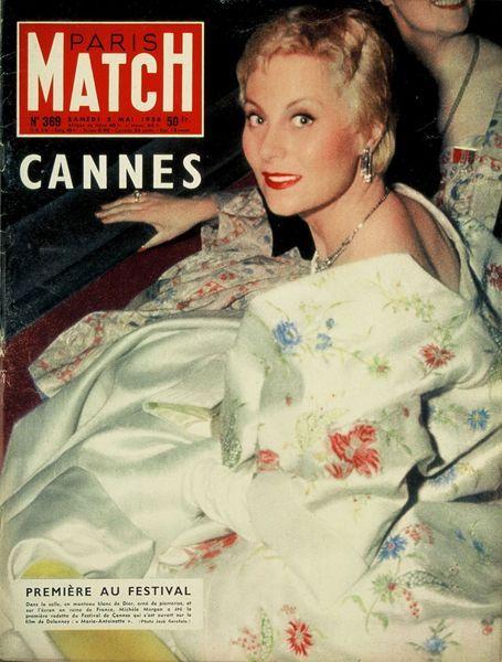 Marie Antoinette avec Michèle Morgan (Delannoy) - Page 11 M0007210