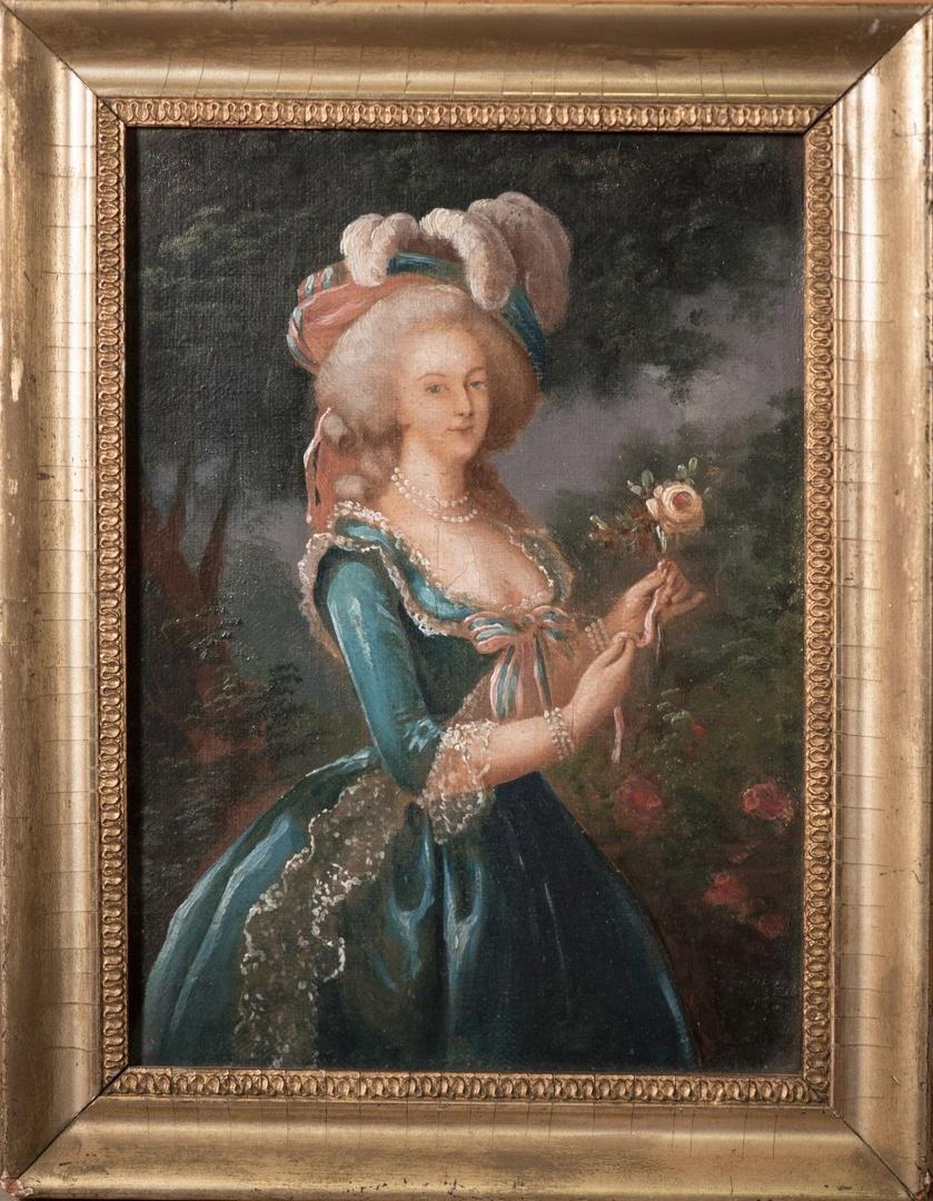 Variations sur le portrait à la rose - Page 13 Marie-10