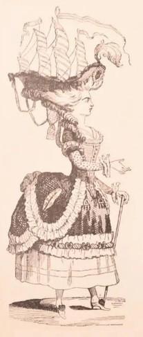 Coiffures du XVIIIeme: poufs, postiches, bonnets et chapeaux - Page 19 Zz10
