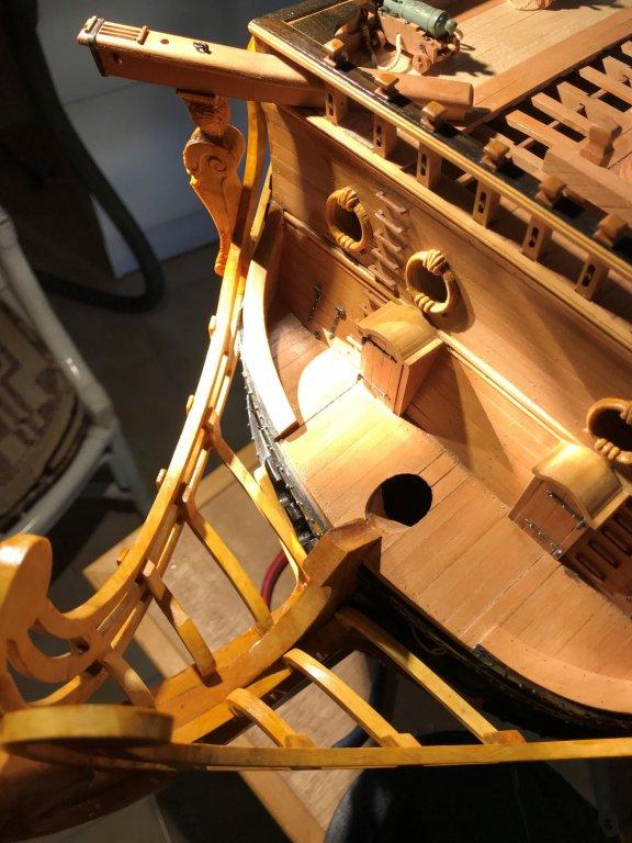 Mon deuxième bateau de Mantua/Sergal,le Soleil royal au 1/77éme de 1693  - Page 33 Img_3210