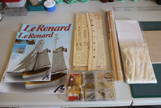 Le Renard, Artesania Latina 1/50 par Clément Lenoir Img_4513