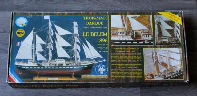 Maquette du Belem à vendre Img_6123